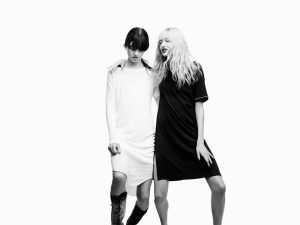 Alana Zimmer, the Soles Twins Front Forever 21's Fall 2015 Campaign