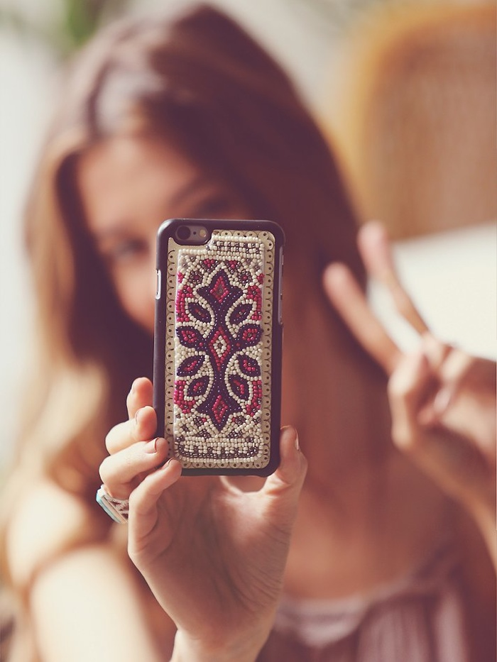 free people iphone case shop embellished iphone 6 cases 5941