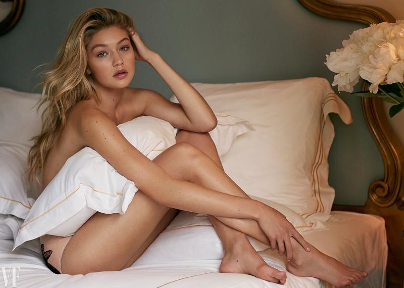 Gigi Hadid Vanity Fair September 2015 Photo Shoot02