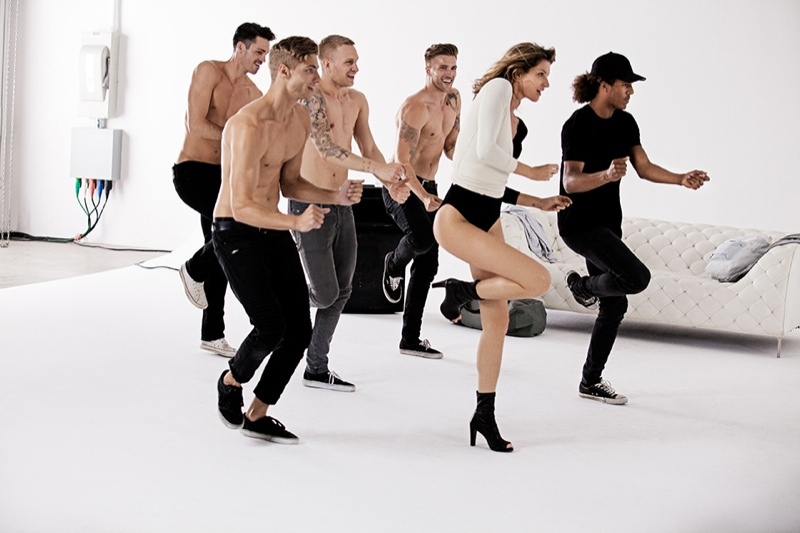 Gisele Bundchen Gets Moving for Stuart Weitzman's First Television Commercial