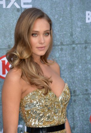 Hannah Davis Poses Topless for GQ Mexico Cover