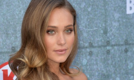 Model Hannah Davis. Photo: Jaguar PS / Shutterstock.com
