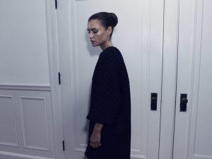 Hannah Ware Takes the Spotlight for Yahoo! Style by Alisha Goldstein