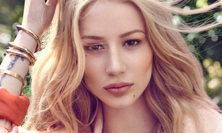Iggy Azalea for Seventeen Magazine photographed by Max Abadian