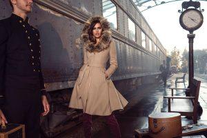 Irina Shayk Gets Glam for Bebe's Fall 2015 Ads