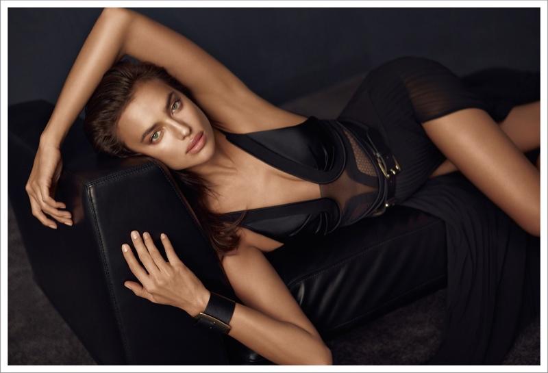 Irina Shayk stars in Network's fall-winter 2015 campaign