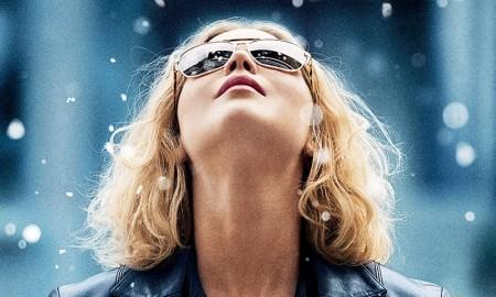 Jennifer Lawrence on JOY poster