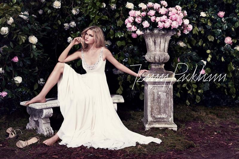 Jenny Packman Wedding Dresses 89 Fancy A look from Jenny