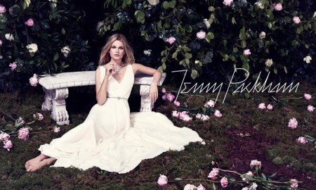 An image from Jenny Packham's spring-summer 2016 campaign