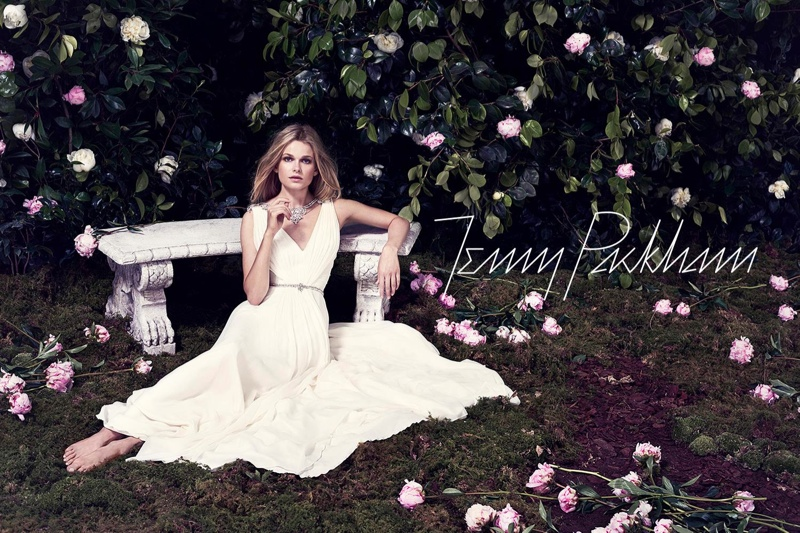 Jenny Packham Gets Dreamy with Spring '16 Bridal Campaign