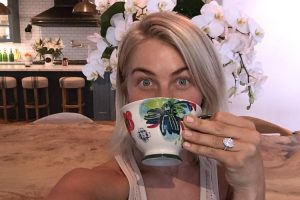 Julianne Hough Shares Pictures of Her Engagement Ring