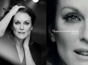 Julianne Moore, Naomi Watts Stun for L'Oreal Paris Ads by Peter Lindbergh