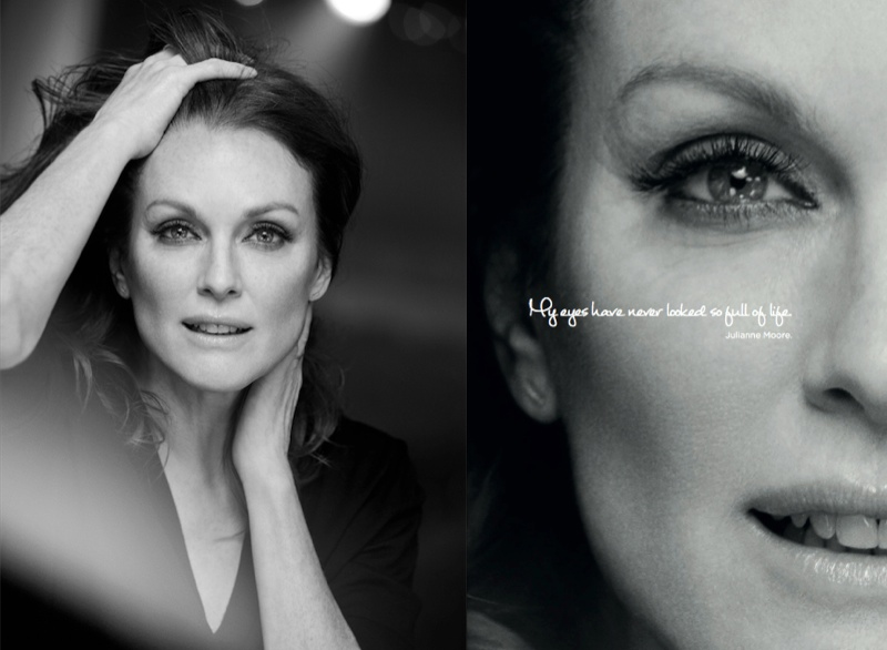 Julianne Moore Loreal Paris