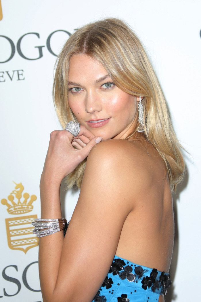 Karlie Kloss. Photo: BAKOUNINE / Shutterstock.com