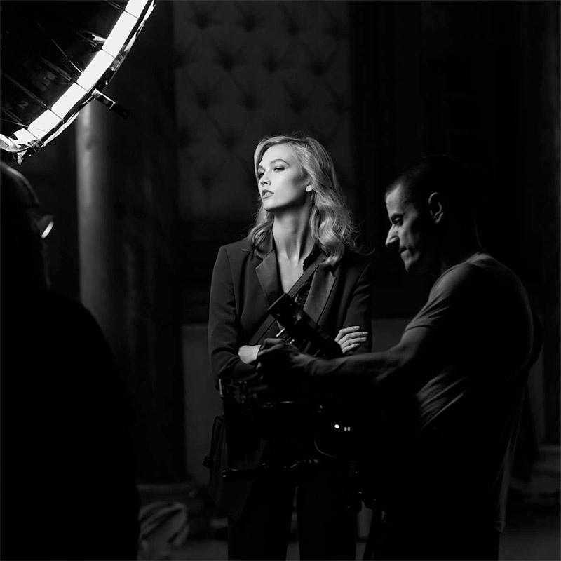 Watch Karlie Kloss Go Incognito for 'DVF Secret Agent' Film