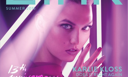 Karlie Kloss Zink Summer 2015 Cover