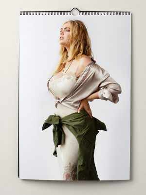 Kate Upton Flaunts Curves in CR Men's Book
