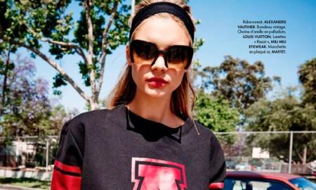 Kelly Rohrbach Elle France July 2015 Photoshoot03
