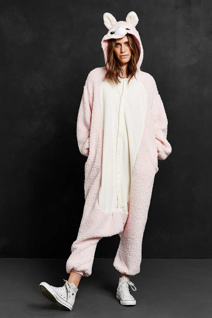 Kigurumi Alpaca Costume available for $80.00