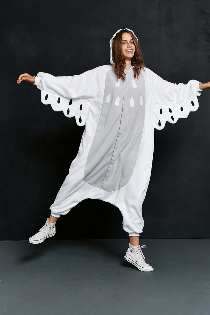 Kigurumi White Owl Costume available for $80.00