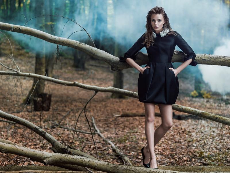 Kristine Froseth Machka Fall 2015 Ad Campaign02