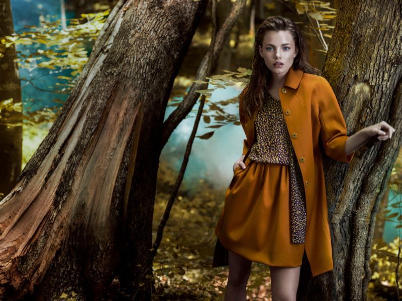 Kristine Froseth Machka Fall 2015 Ad Campaign05