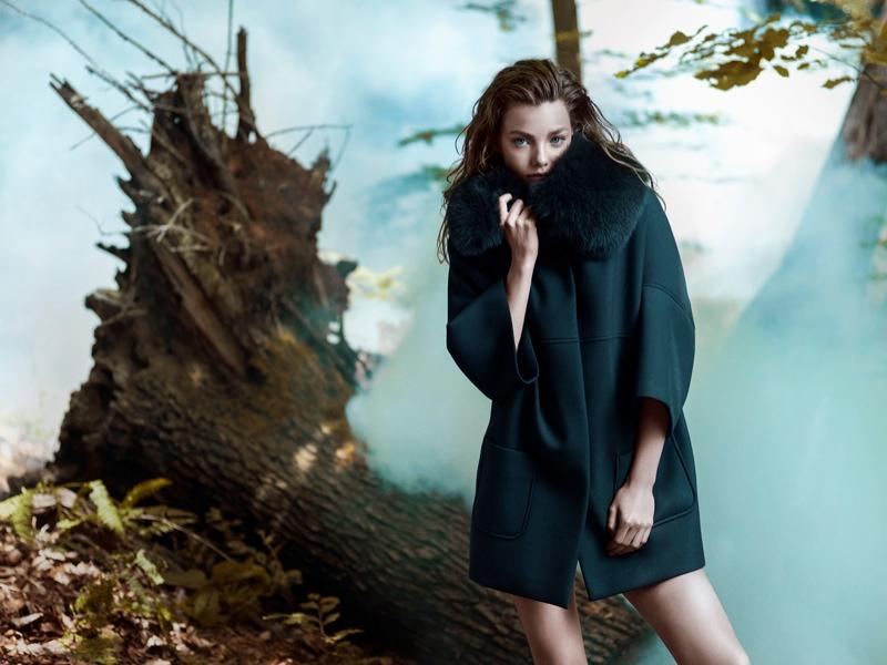Kristine Froseth Machka Fall 2015 Ad Campaign06
