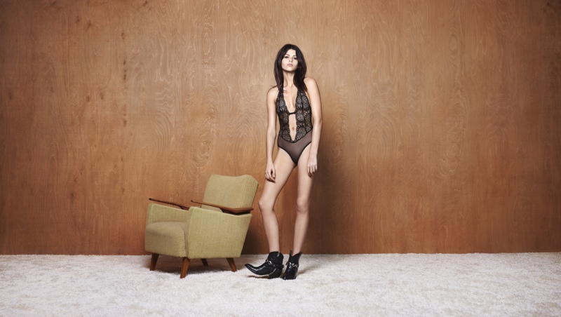L'Agent by Agent Provocateur Goes West for Fall 2015