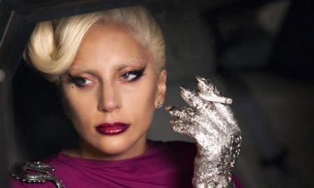Lady Gaga as The Countess in 'American Horror Story: Hotel'