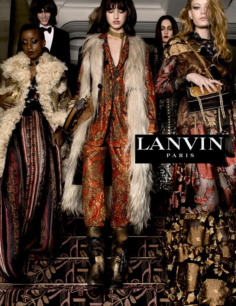 Lanvin Fall 2015 Ad Campaign01