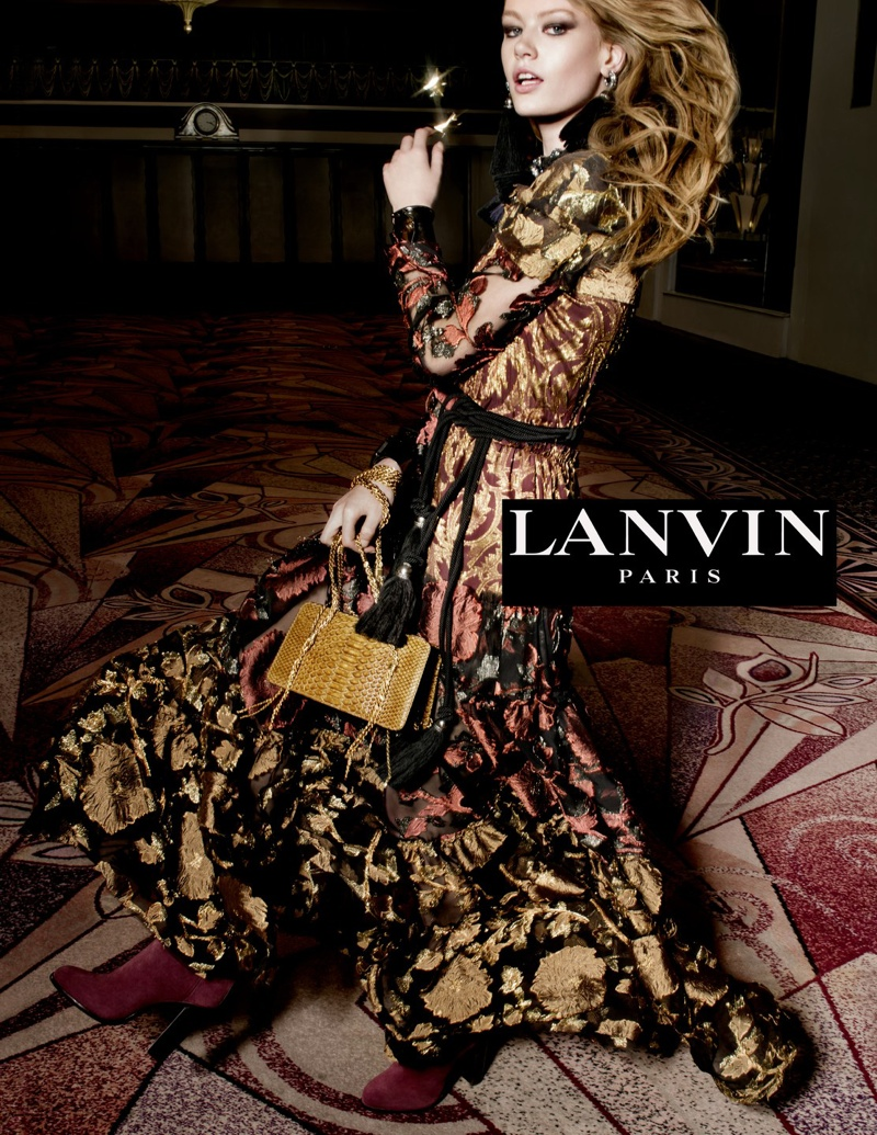 Lanvin Taps Tim Walker to Shoot Fall 2015 Ads