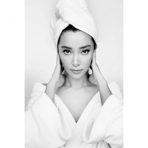 Li Bing Bing Stars in Testino's 'Towel Series'
