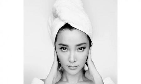 Li Bing Bing stars in Mario Testino's Towel Series