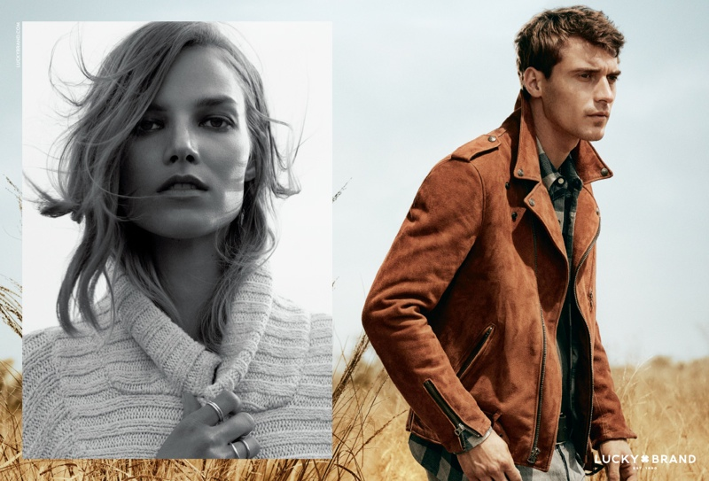 Lucky Brand Fall 2015 Ad Campaign01