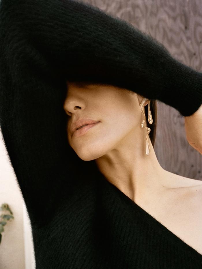 Luisa Moraes Fernando Jorge Jewelry 2015 Campaign04
