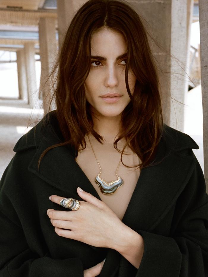 Luisa Moraes Fernando Jorge Jewelry 2015 Campaign09