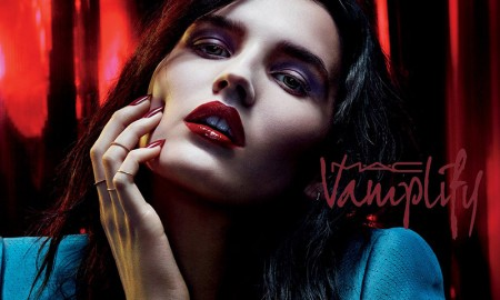 MAC Vamplify campaign image with Kaitlin Aas