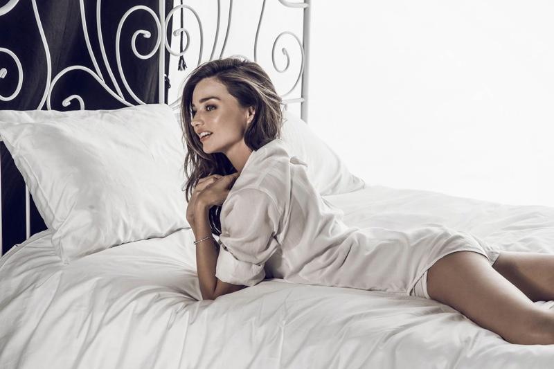 17353b87c Miranda Kerr Dazzles in Swarovski Holiday 2015 Ads | Fashion Gone Rogue