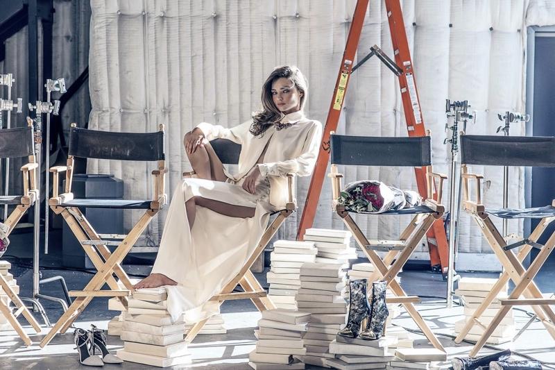 Miranda Kerr Swarovski Holiday 2015 Ad Campaign03