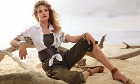 Natalia Vodianova Elle France August 2015 Cover Photoshoot04