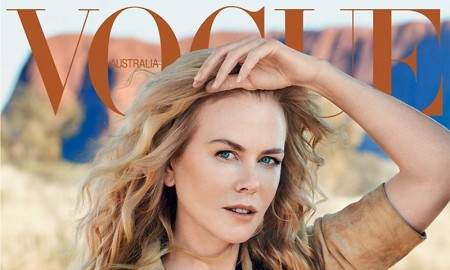 Nicole Kidman on Vogue Australia September 2015 cover