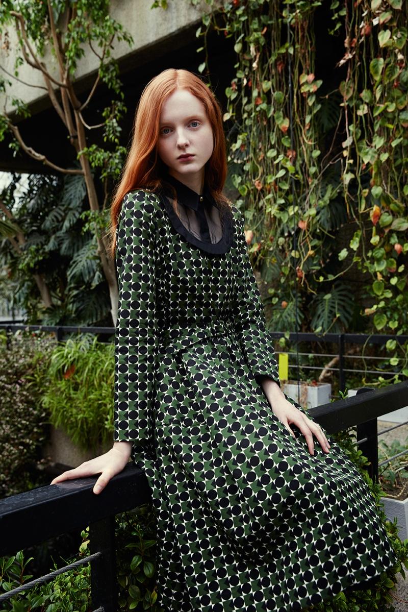 Orla Kiely Fall Winter 2015 Ad Campaign