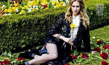 Poppy Delevingne Lofficiel Thailand August 2015 Cover Shoot05