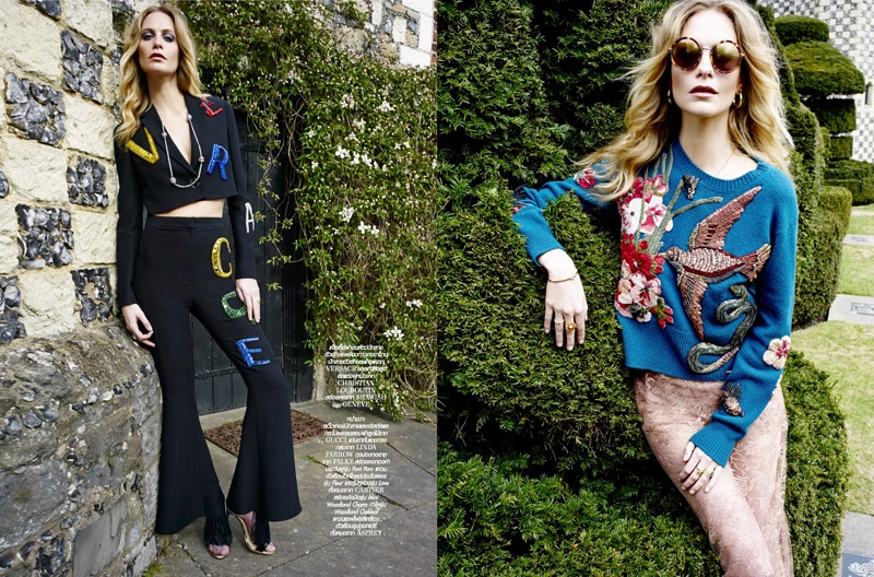Poppy Delevingne Lofficiel Thailand August 2015 Cover Shoot08