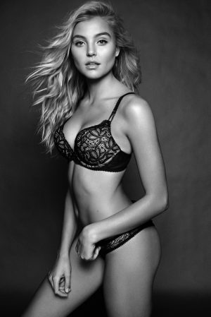 Rachel Hilbert Galore Lingerie 2015 Photoshoot04