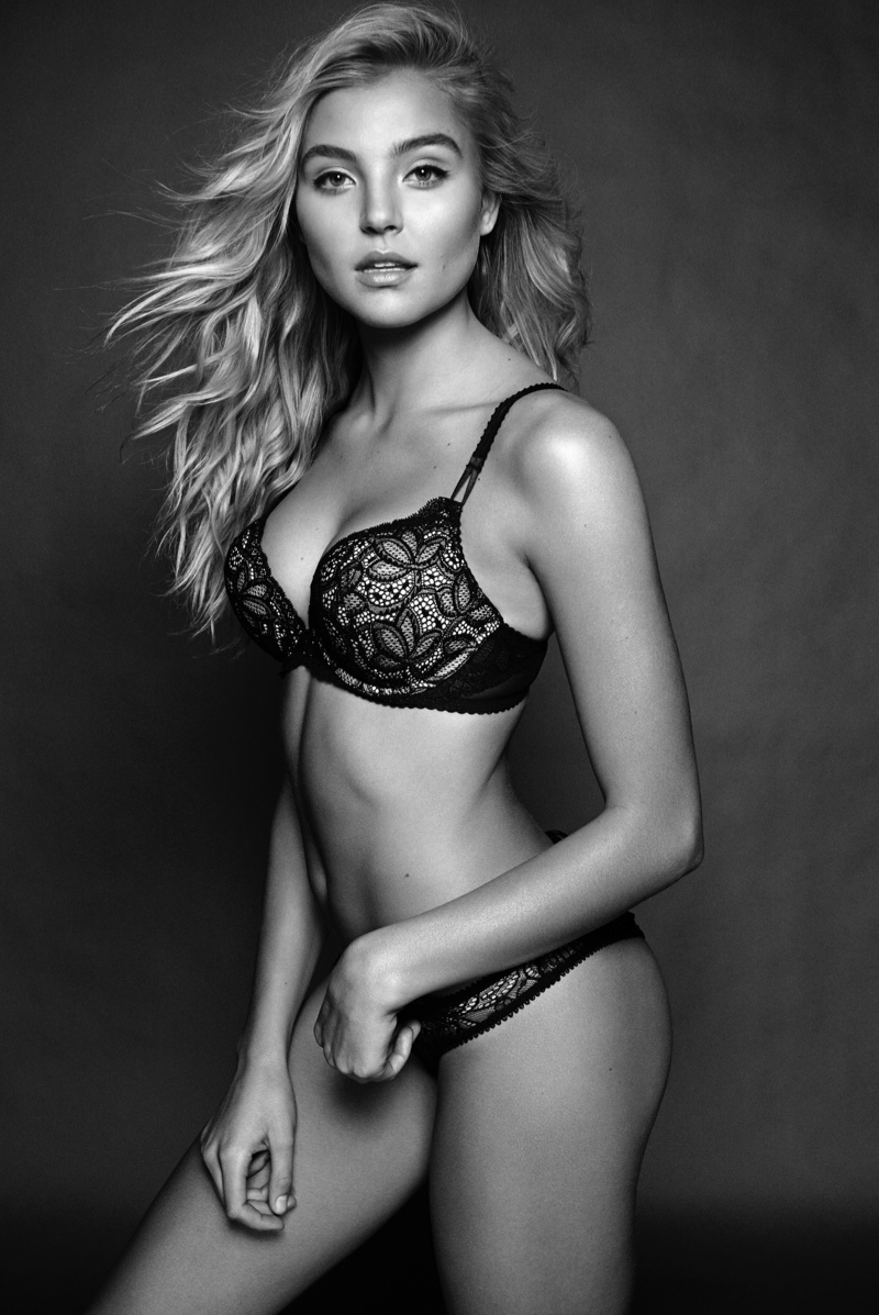 Rachel Hilbert Strips Down for Galore Feature