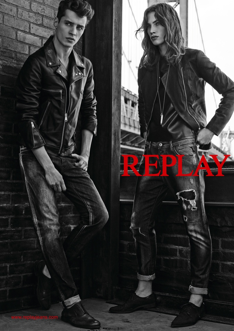 Replay Denim Fall 2015 Ad Campaign02