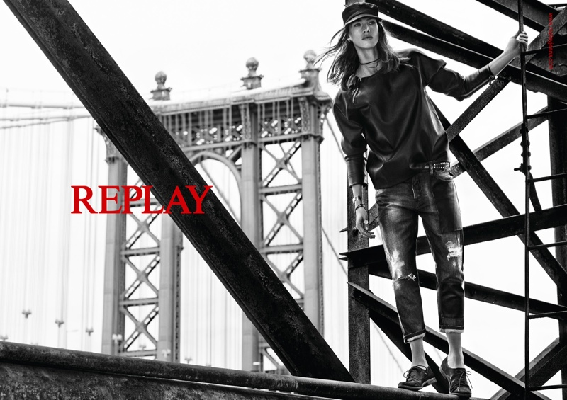 Replay Denim Fall 2015 Ad Campaign03
