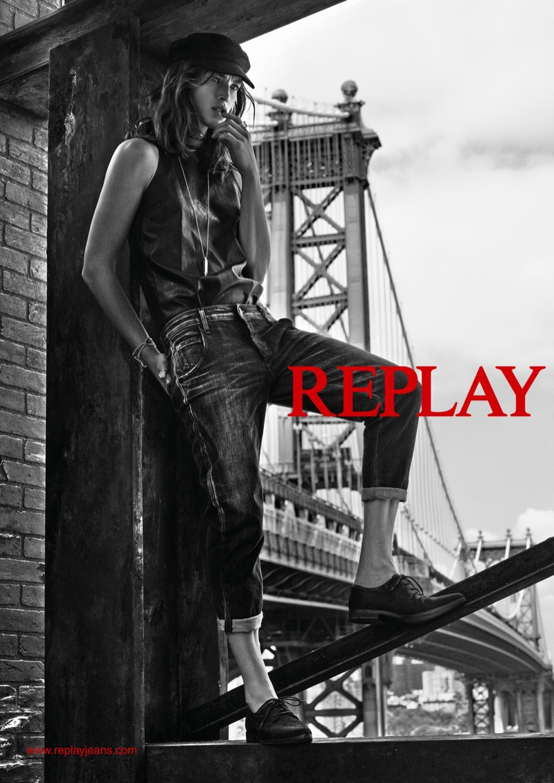 Replay Denim Fall 2015 Ad Campaign05