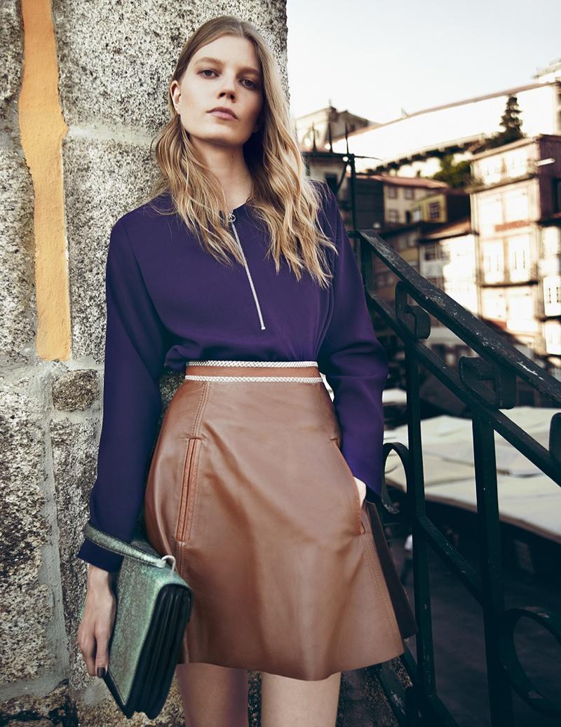 Saara Sihvonen Vogue Mexico August 2015 Editorial05